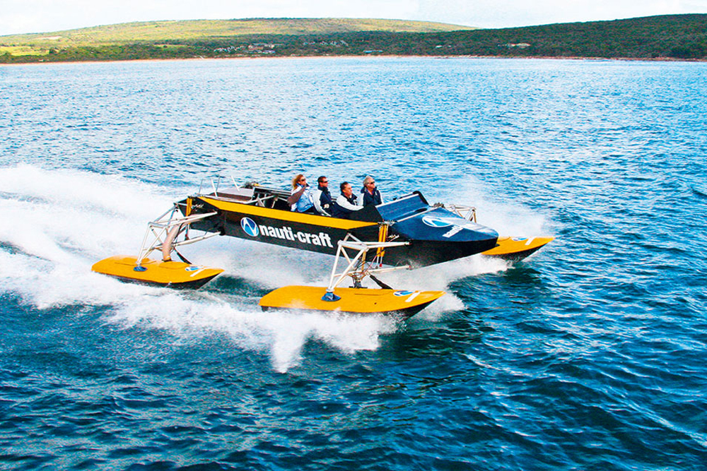 Hydraulic Suspension Powercat Motor Boat Amp Yachting