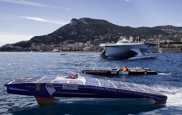 2014 Solar1 Monte Carlo Cup