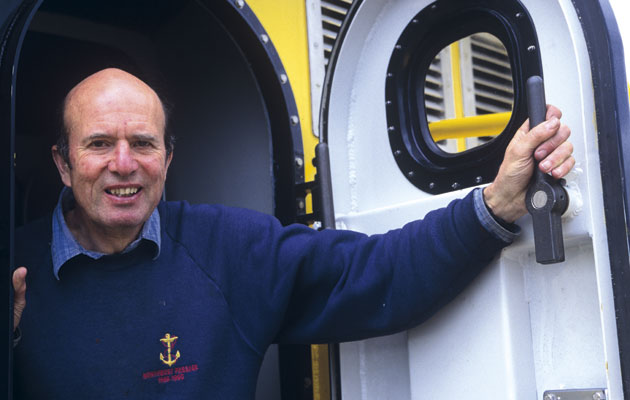 David Cowper Yachtsman of the Year