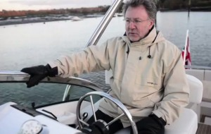 English Harbour Yachts 27 test video