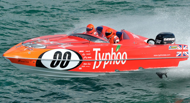 Powerboat P1 Superstock