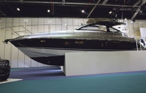 Fairline Shadow S at London Boat Show 2015