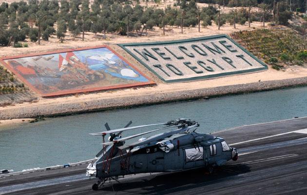 Suez Canal Flickr USNavy