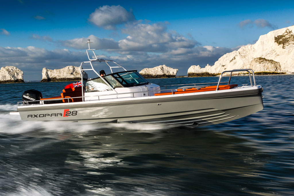 Axopar 28 Oc Review Motor Boat Amp Yachting