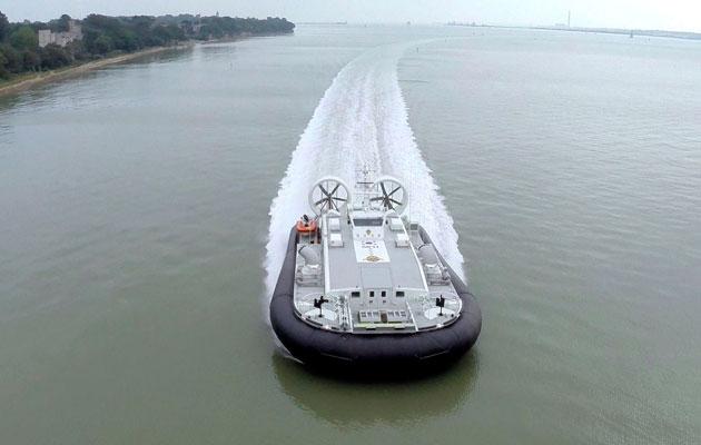 BHT 150 Hovercraft