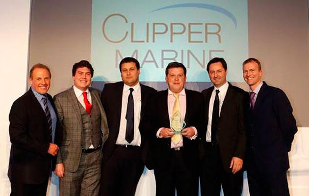 Clipper Marine at Motor Boat Awards 2015