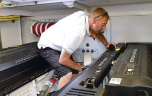 Cruise Further, Cruise Safer - Daily Engine Checks