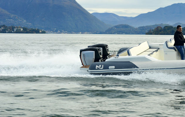 Tested: BRP Evinrude E-TEC G2 outboard engines - Motor Boat & Yachting