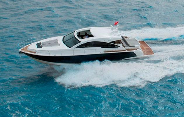 Mallorca charter Fairline Targa 62GT