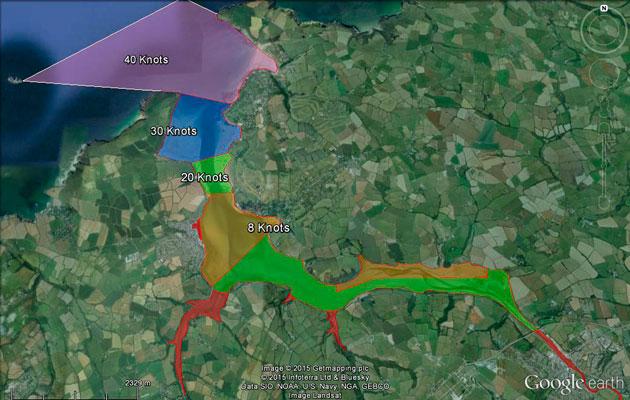 Padstow Harbour Camel Estuary Speed Limit proposal
