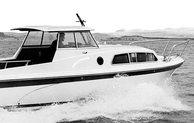 Project 31 by Princess Yachts - 1965