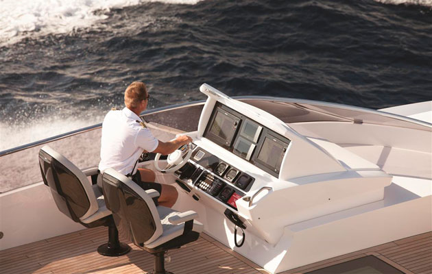 Dream job Superyacht Captain