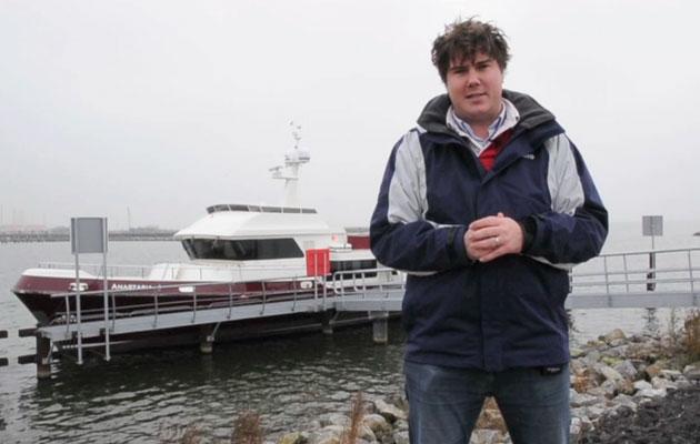 Privateer Trawler 65 video grab