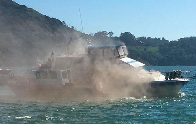 San Francisco Coastguard rescue