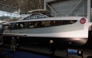 Steeler FF46 at 2015 Boot Dusseldorf Boat Show