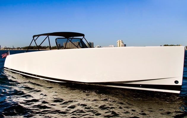 Van Dutch goes green with electric yacht range - Motor Boat & Yachting