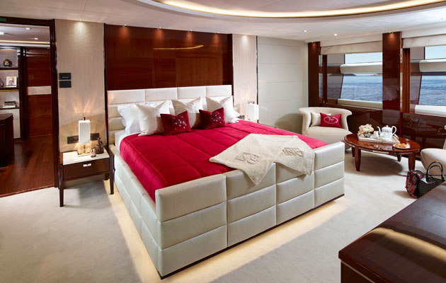 Princess 40M - VIP suite