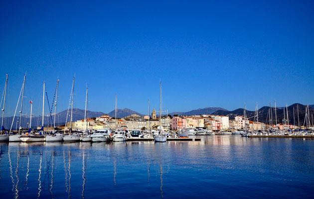 Corsica - Saint Florent Marina