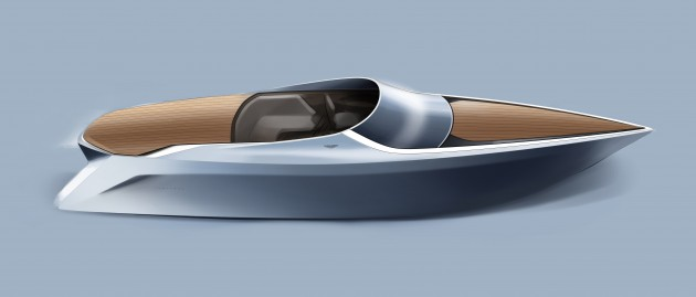 Aston Martin Reveals Am37 Quintessence Powerboat Motor Boat Yachting
