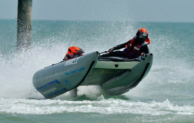 Thundercat Racing in Boscombe 2014