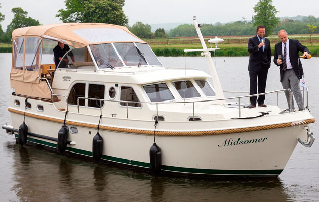 Midsomer Murders Thames charter