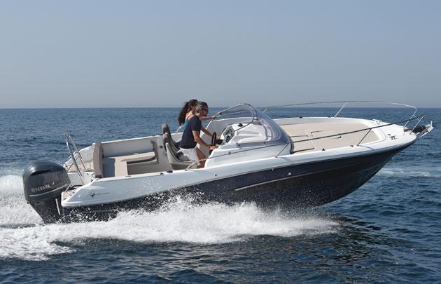 Jeanneau Cap Camarat 7 5 review - Motor Boat & Yachting
