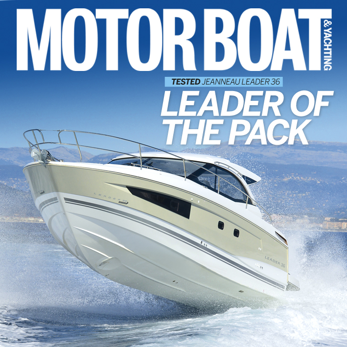 July 2015 Motor Boat Yachting