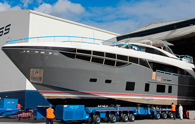 Princess 35M, Plymouth HQ, Princess Yachts fraud trial