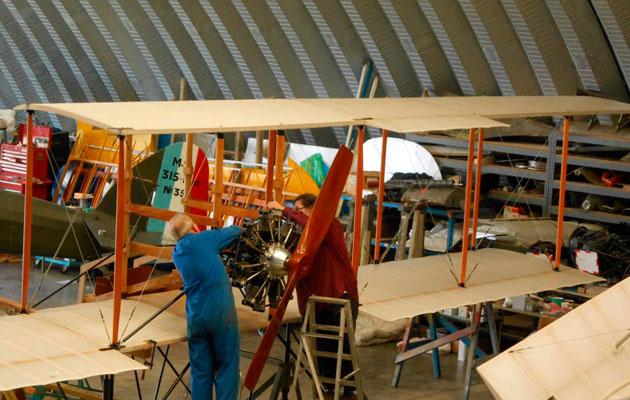 Project Waterbird seaplane