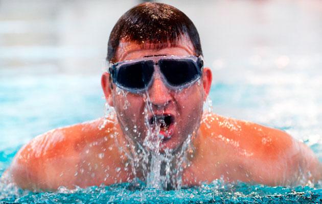 Ben Hooper: British man to swim across the Atlantic