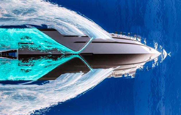 Bénéteau Gran Turismo 40 Gran Turismo 40 - underwater