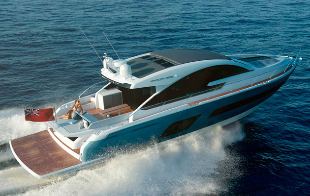 Fairline Boats Targa 53GT