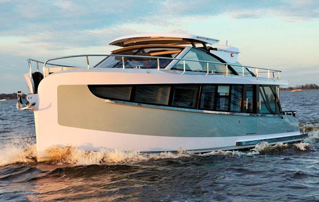 Steeler Yachts FF46