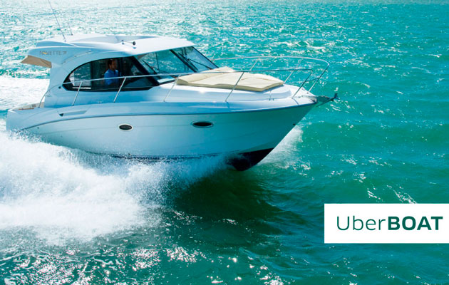 Uberboat Launches in Istanbul
