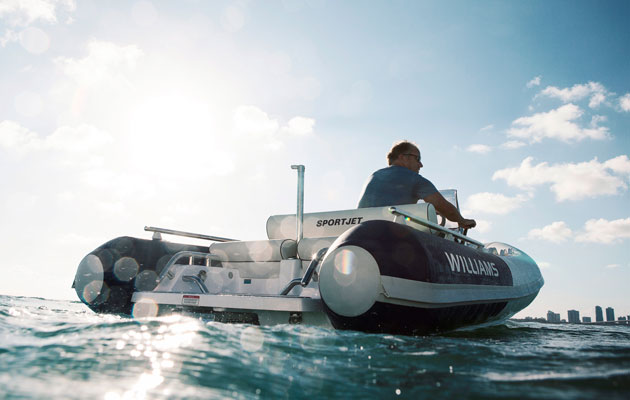 Williams Sportjet 400