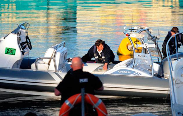 Cobra RIB Padstow deaths hull design
