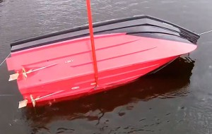 Safehaven Marine - Barracuda capsize test