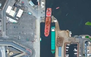 Tanker tight squeeze