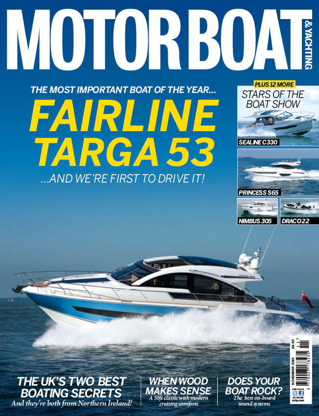 Motor Boat & Yachting November 2015
