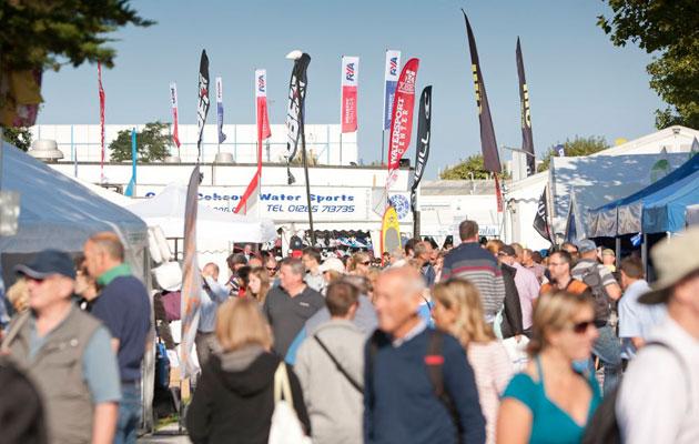 Southampton Boat Show 2015 crowd
