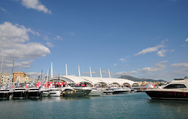 2015 Genoa Boat Show
