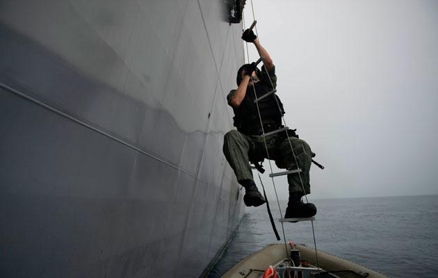 Anti piracy training