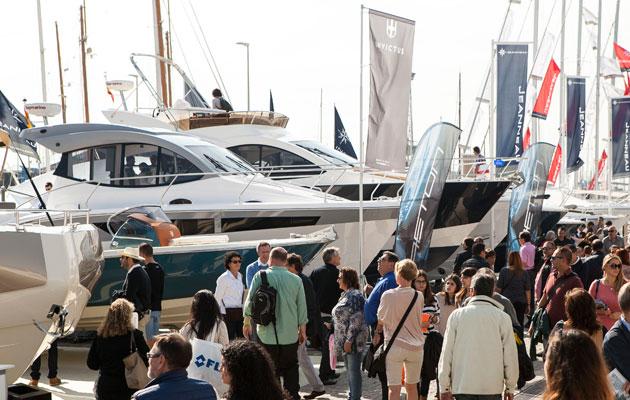 Barcelona Boat Show 2015