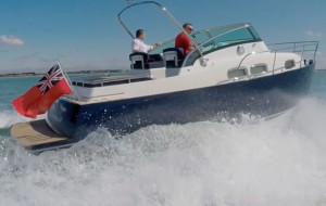 English Harbour Yachts 29 Offshore video