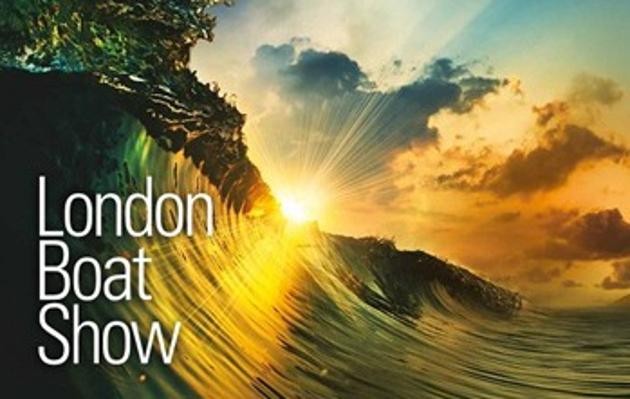 2016 London Boat Show logo