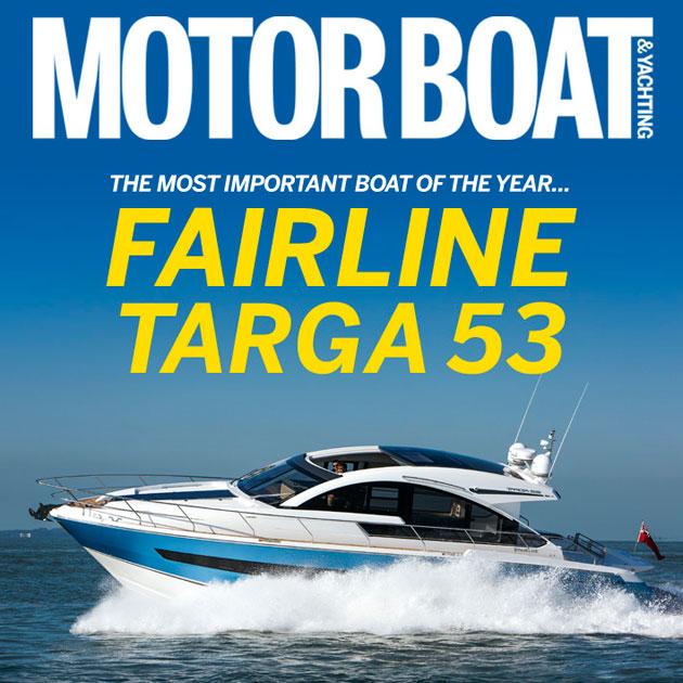 Fairline Targa 53GT: November cover star
