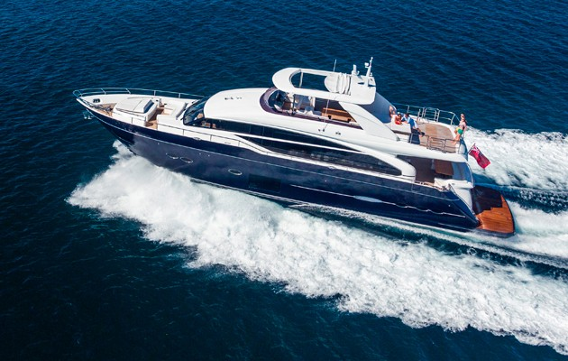 Princess 88 To Lead 11 Boat Line Up For London Show