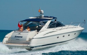 Sunseeker Camargue 50 - Amana - Sunseeker London