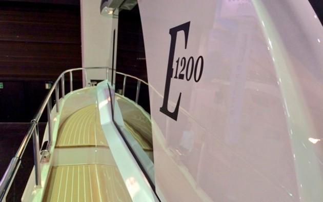 Boarnstream Elegance 1200 - side decks