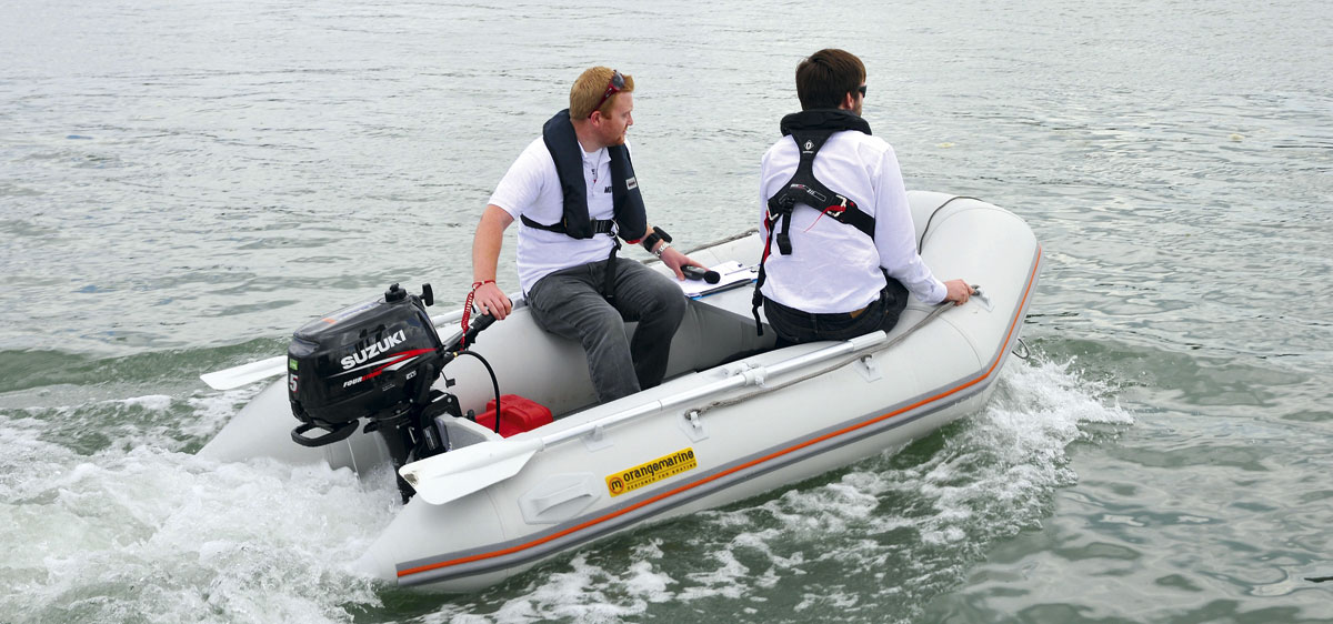 The ultimate 5hp outboard engine group test - Page 5 of 7